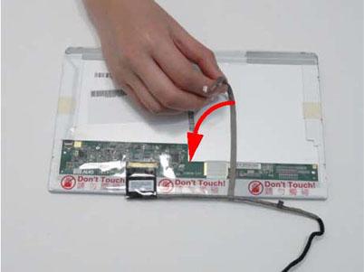 Как разобрать ноутбук Packard Bell dot s (110)
