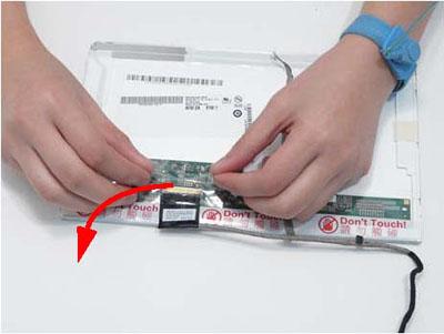 Как разобрать ноутбук Packard Bell dot s (111)