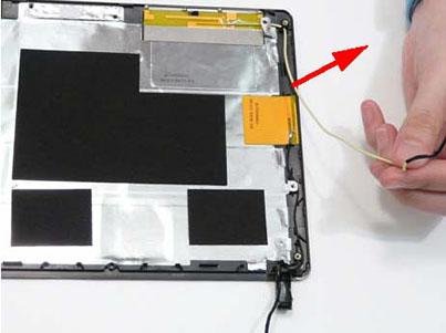 Как разобрать ноутбук Packard Bell dot s (117)