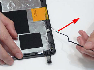 Как разобрать ноутбук Packard Bell dot s (123)