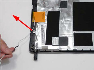 Как разобрать ноутбук Packard Bell dot s (125)