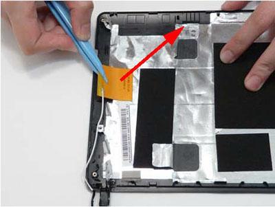Как разобрать ноутбук Packard Bell dot s (126)