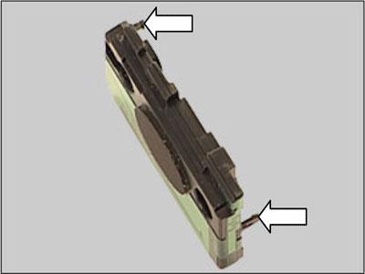 Как собрать телефон Sony Ericsson Z550i/Z550c/Z550a/Z558i/Z558c после замены деталей (30)