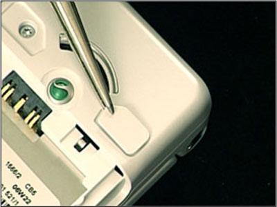 Как собрать телефон Sony Ericsson Z550i/Z550c/Z550a/Z558i/Z558c после замены деталей (37)