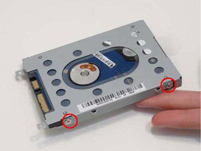 Как разобрать ноутбук Packard Bell dot s (17)