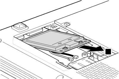 Как разобрать ноутбук Lenovo IdeaPad S9e/S10e/S10 (37)