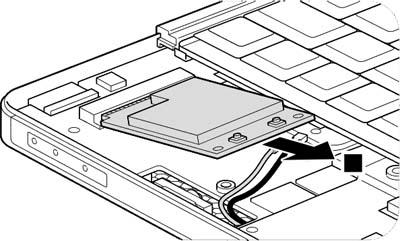 Как разобрать ноутбук Lenovo IdeaPad S9e/S10e/S10 (53)