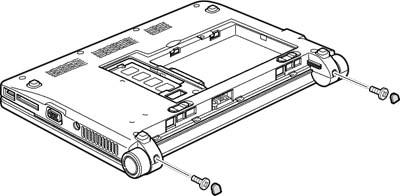 Как разобрать ноутбук Lenovo IdeaPad S9e/S10e/S10 (67)
