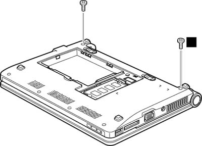 Как разобрать ноутбук Lenovo IdeaPad S9e/S10e/S10 (69)