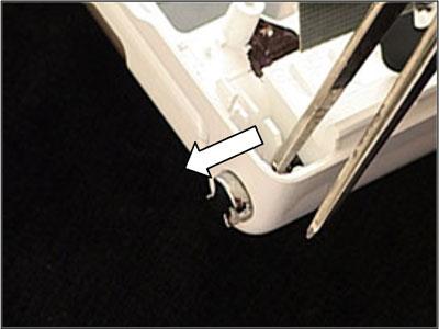Как разобрать телефон Sony Ericsson Z550i/Z550c/Z550a/Z558i/Z558c (30)
