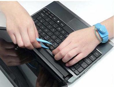Как разобрать ноутбук Packard Bell dot s (34)