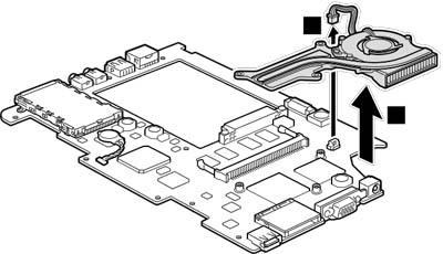 Как разобрать ноутбук Lenovo IdeaPad S9e/S10e/S10 (87)