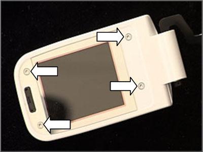 Как разобрать телефон Sony Ericsson Z550i/Z550c/Z550a/Z558i/Z558c (42)