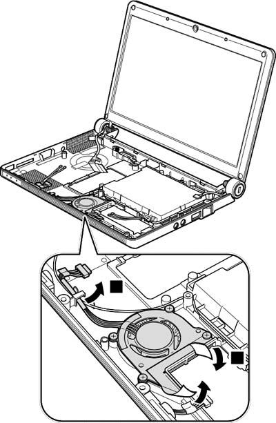 Как разобрать ноутбук Lenovo IdeaPad S9e/S10e/S10 (97)