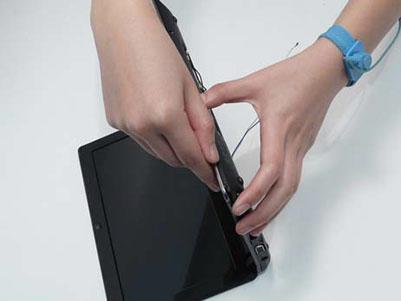 Как разобрать ноутбук Packard Bell dot s (48)