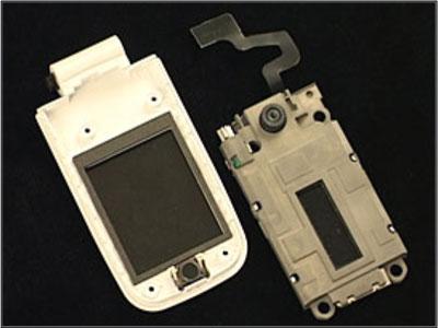 Как разобрать телефон Sony Ericsson Z550i/Z550c/Z550a/Z558i/Z558c (51)
