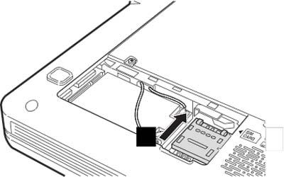 Как разобрать ноутбук Lenovo IdeaPad S9e/S10e/S10 (4)