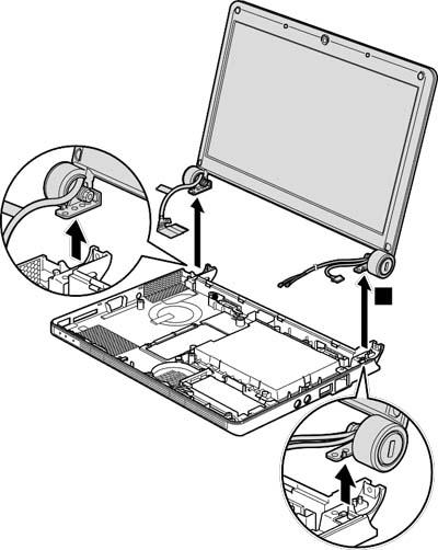 Как разобрать ноутбук Lenovo IdeaPad S9e/S10e/S10 (113)