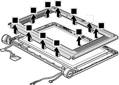 Как разобрать ноутбук Lenovo IdeaPad S9e/S10e/S10 (121)