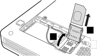 Как разобрать ноутбук Lenovo IdeaPad S9e/S10e/S10 (6)