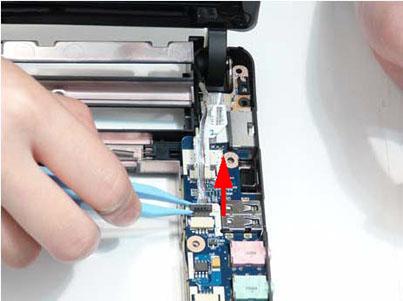 Как разобрать ноутбук Packard Bell dot s (65)