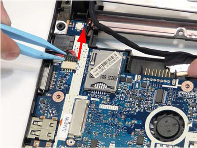 Как разобрать ноутбук Packard Bell dot s (80)