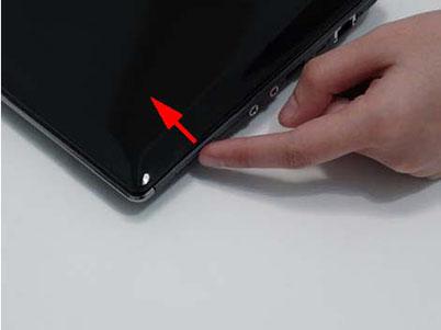 Как разобрать ноутбук Packard Bell dot s (5)