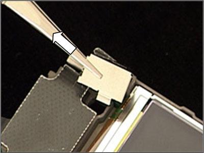 Как собрать телефон Sony Ericsson Z550i/Z550c/Z550a/Z558i/Z558c после замены деталей (42)