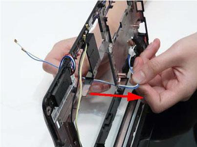 Как разобрать ноутбук Packard Bell dot s (86)