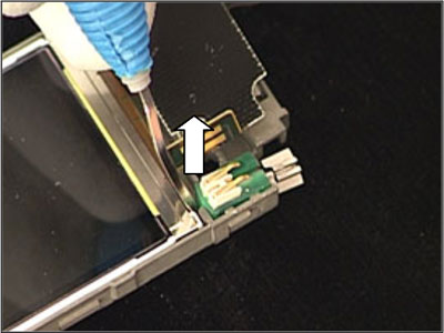 Как собрать телефон Sony Ericsson Z550i/Z550c/Z550a/Z558i/Z558c после замены деталей (44)