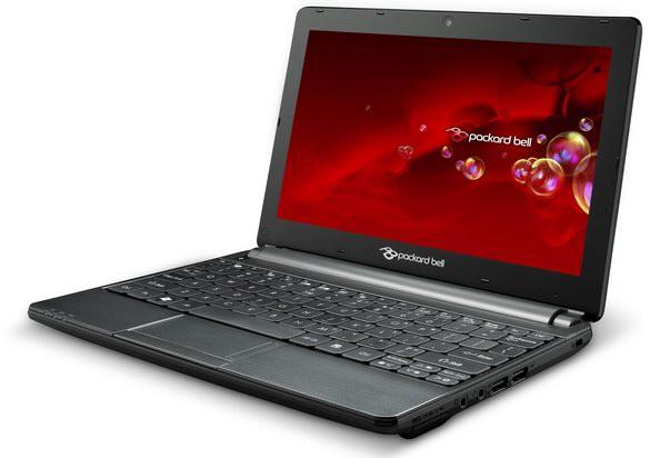 Как собрать ноутбук Packard Bell dot s после замены деталей (1)