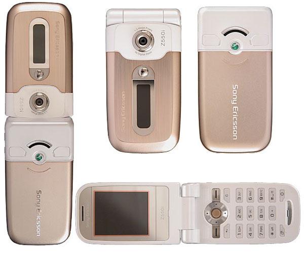 Как разобрать телефон Sony Ericsson Z550i/Z550c/Z550a/Z558i/Z558c (1)