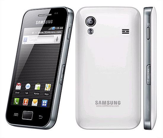 Как разобрать телефон Samsung Galaxy Ace S5830 (1)