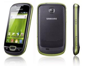 Как разобрать телефон Samsung Galaxy Mini S5570 (1)
