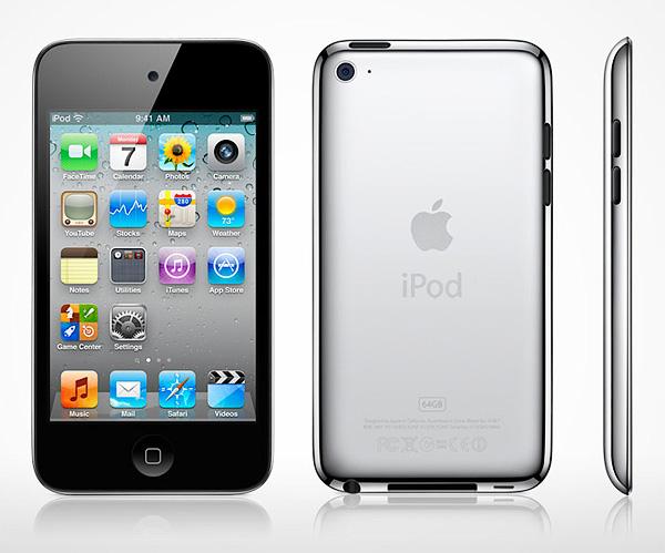 Как разобрать плеер Apple iPod Touch 4-го поколения
