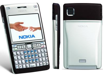 Как разобрать телефон Nokia E61i | Блогофолио Романа Паулова