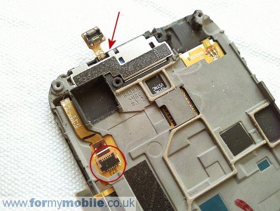 Как разобрать телефон Samsung Galaxy Ace S5830 (10)