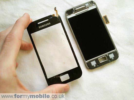 Как разобрать телефон Samsung Galaxy Ace S5830 (14)