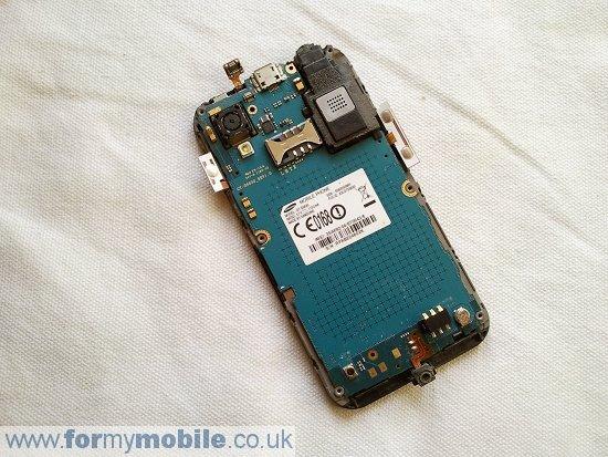 Как разобрать телефон Samsung Galaxy Ace S5830 (6)