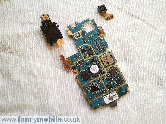 Как разобрать телефон Samsung Galaxy Ace S5830 (8)