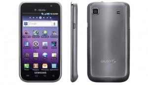 Как разобрать телефон Samsung Galaxy S 4G