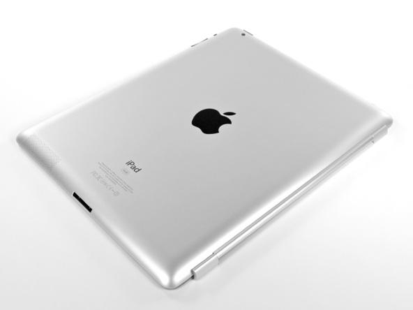 Как разобрать планшет Apple iPad 2 Wi-Fi (2)