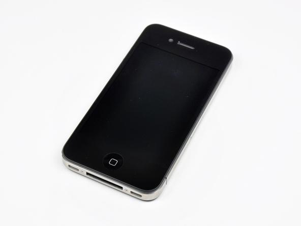 Как разобрать телефон iPhone 4 (3)