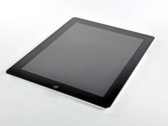 Как разобрать планшет Apple iPad 2 Wi-Fi (3)