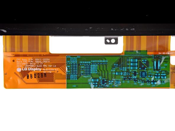 Как разобрать планшет Barnes & Noble NOOK Tablet (21)
