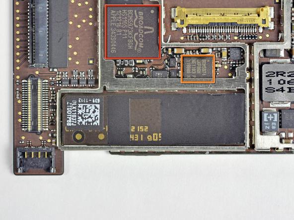 Как разобрать планшет Apple iPad 2 Wi-Fi (17)