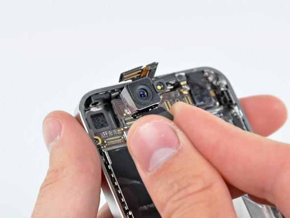 Как разобрать телефон iPhone 4 (25)