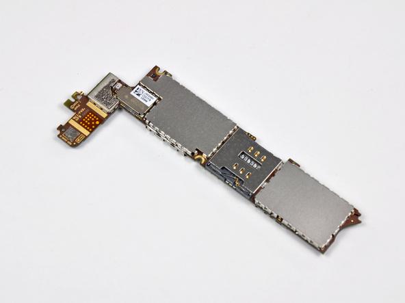 Как разобрать телефон iPhone 4 (32)