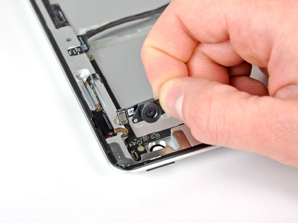 Как разобрать планшет Apple iPad 2 Wi-Fi (25)