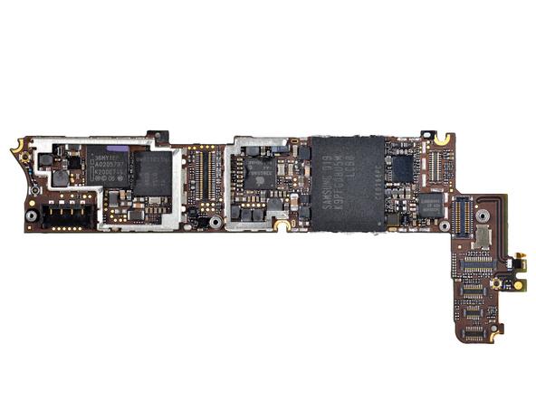 Как разобрать телефон iPhone 4 (36)